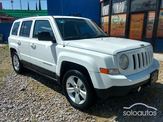 2012 Jeep Patriot Base FWD MTX