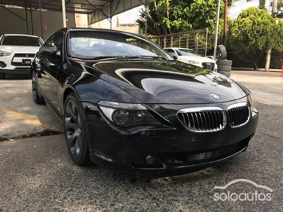 2007 BMW Serie 6 650 Ci Coupe AT