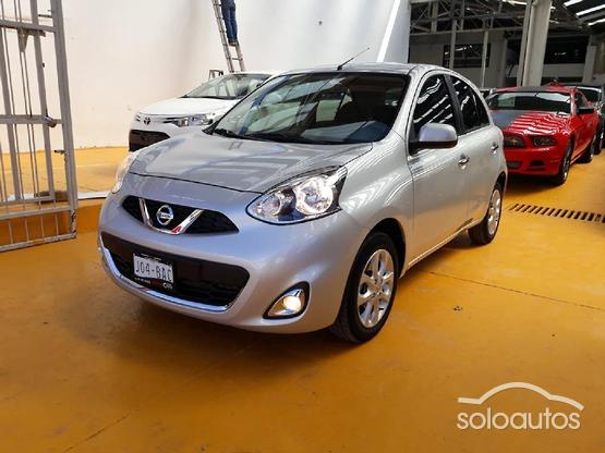 NISSAN March 2018 89219346