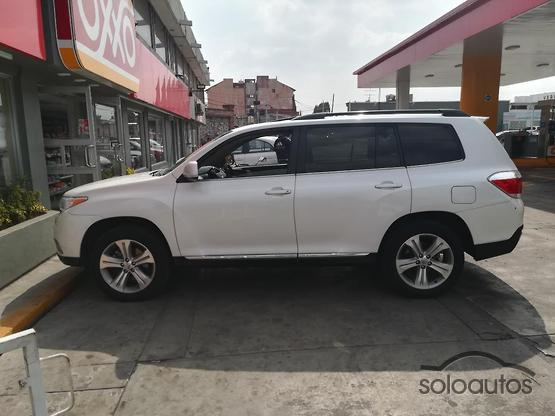 2013 Toyota Highlander 3.5 Sport Premium AT