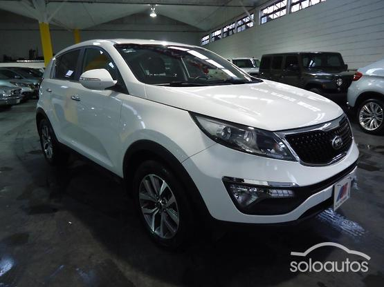 2016 KIA SPORTAGE EX 2.0 AT