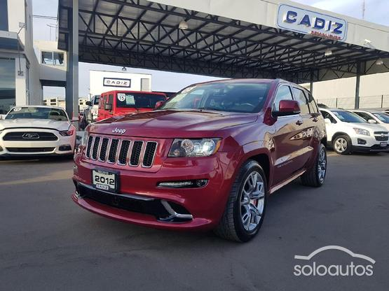 2012 Jeep Grand Cherokee SRT8 V8 6.4L Hemi 4X4