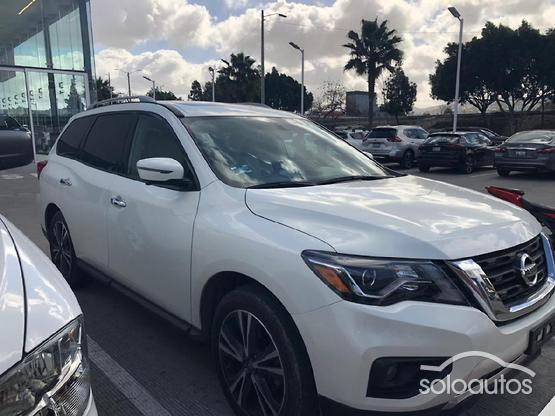 2018 Nissan Pathfinder Exclusive