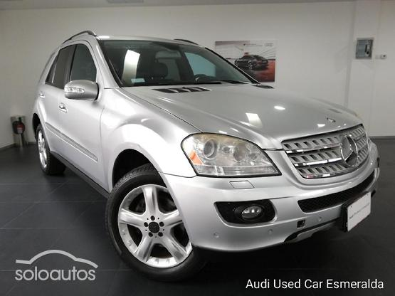 2009 Mercedes-Benz Clase M ML 350 Lujo