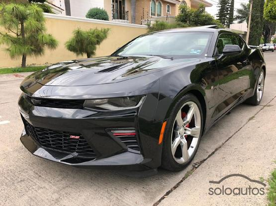2017 Chevrolet Camaro SS C AT