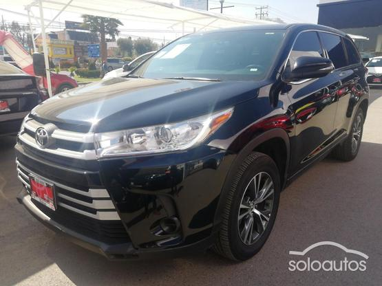 2018 Toyota Highlander 3.5 LE AT