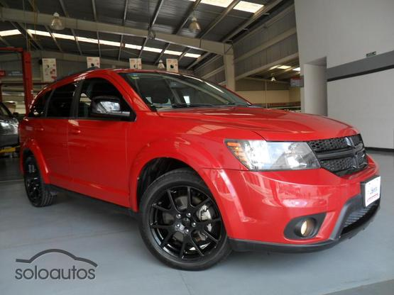 2016 Dodge Journey SXT+ 7 Lujo