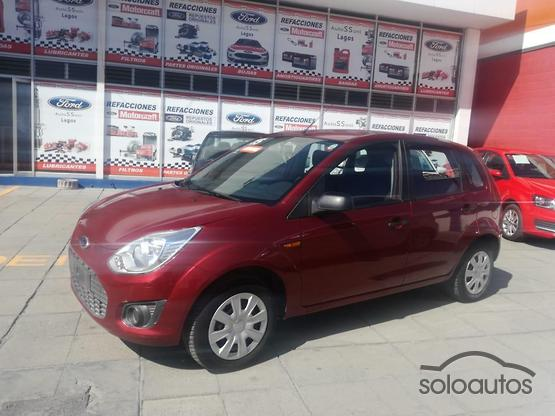 2015 Ford Fiesta Ikon Ford Ikon Ambiente TM A/A