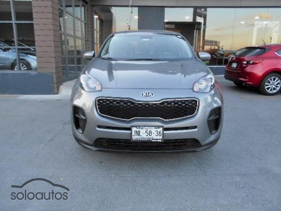 2017 KIA SPORTAGE LX 2.0 AT