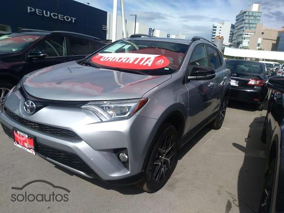 2018 Toyota RAV4 2.5 SE 4WD AT