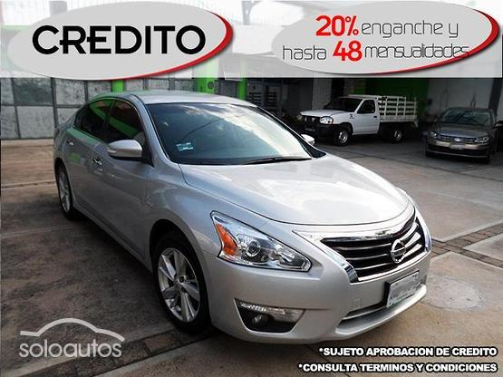 2016 Nissan Altima Advance 2.5L