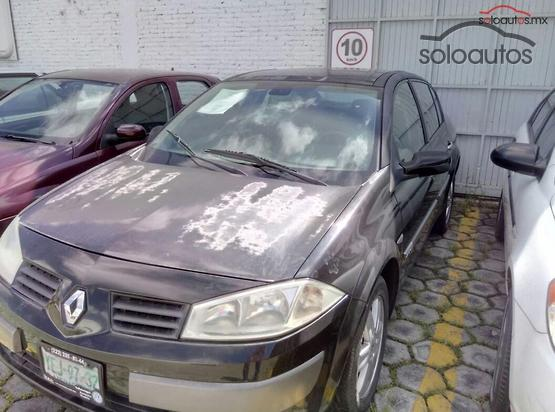 2005 Renault Mégane Expression AT 5ptas