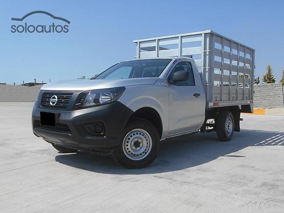 2018 Nissan NP300 Chasis Cabina TM DH 6 Vel