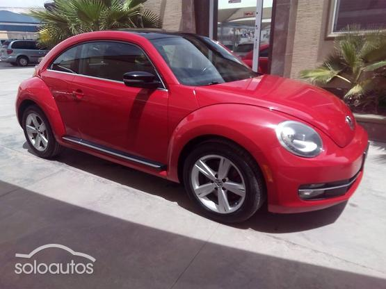 2012 Volkswagen Beetle 2.0 Turbo DSG