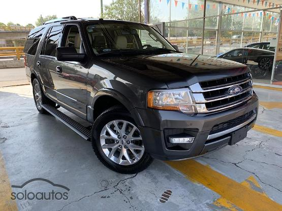 2017 Ford Expedition Limited 4x2 V6