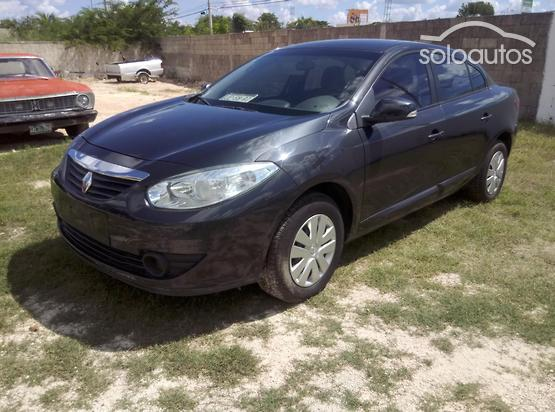 2012 Renault Fluence Authentique MT
