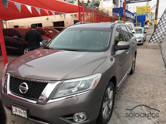 2013 Nissan Pathfinder Exclusive TA