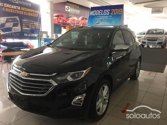 2019 Chevrolet Equinox Premier Plus D