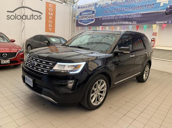 2016 Ford Explorer Limited V6