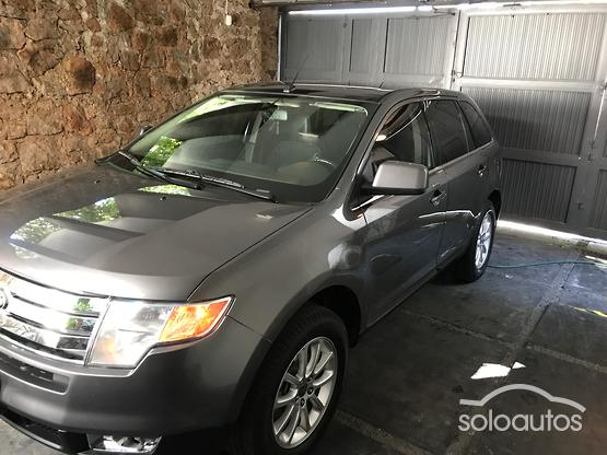 2010 Ford Edge Limited 3.5 V6 Piel Sunroof
