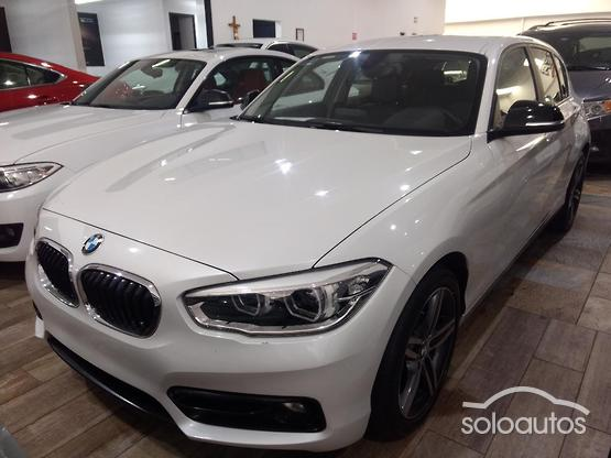2016 BMW Serie 1 120iA AT