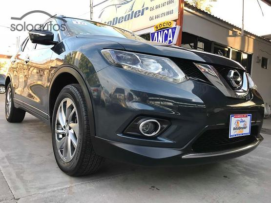 2016 Nissan X-TRAIL Exclusive 2 ROW