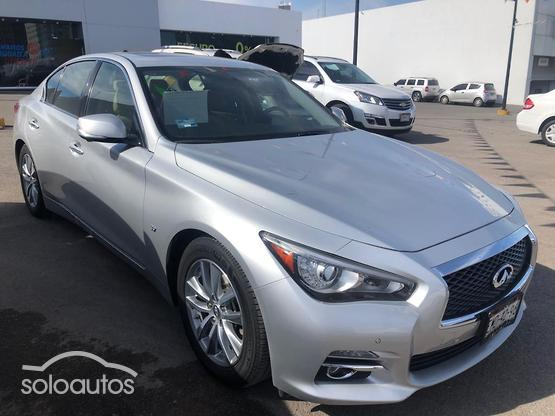 2016 Infiniti Q50 3.7 Seduction TA