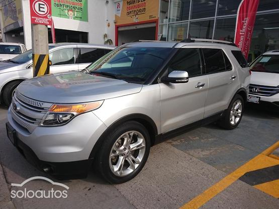 2013 Ford Explorer Limited V6 4WD