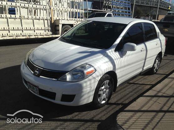 2008 Nissan Tiida HB Emotion TA