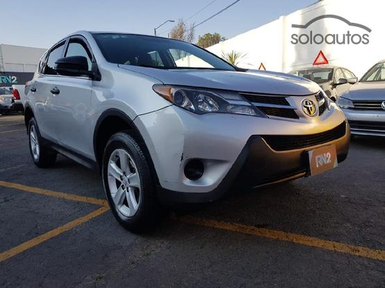 2013 Toyota RAV4 2.5 LE AT