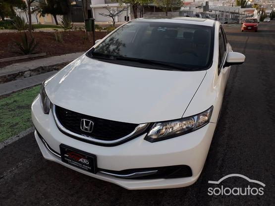 2015 Honda Civic EX MT 4drs