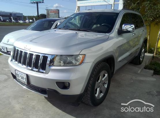 2012 Jeep Grand Cherokee Limited Premium V8 5.7 Hemi 4X4