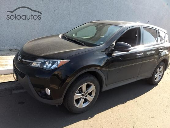 2015 Toyota RAV4 2.5 Limited AWD AT