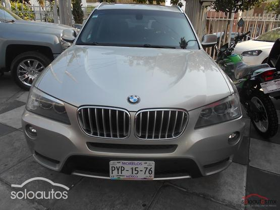2012 BMW X3 3.0 xDrive 28iA AT