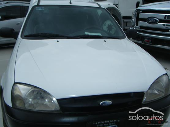 2011 Ford Courier L TM DH AC