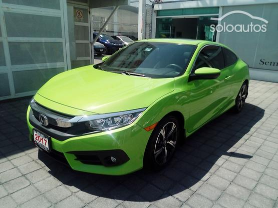 2017 Honda Civic Coupe Turbo