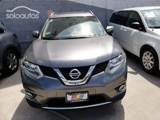 2017 Nissan X-TRAIL Exclusive 2 ROW