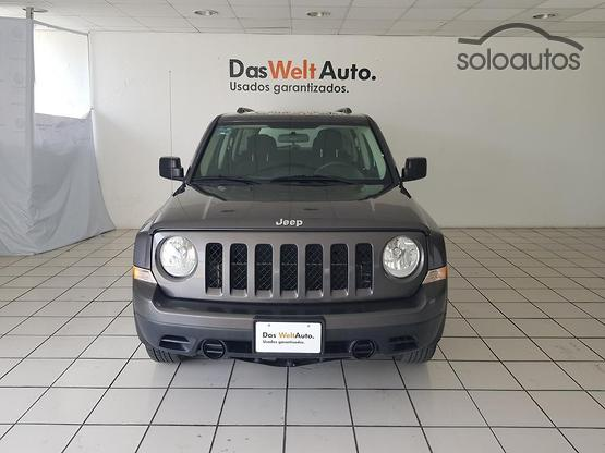 2016 Jeep Patriot Sport ATX