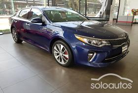 2018 KIA Optima SXL TURBO 2.0 AT