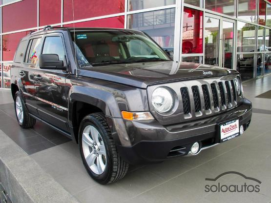 2016 Jeep Patriot Limited ATX