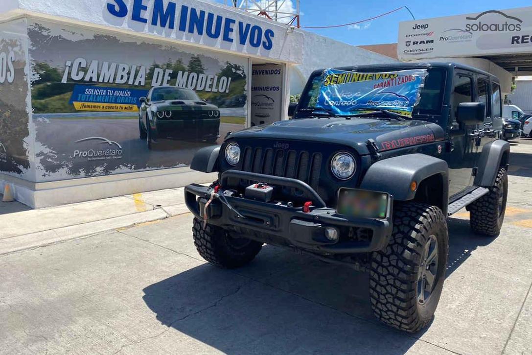 Autos Camionetas Y 4x4s Jeep Wrangler En Venta En Queretaro