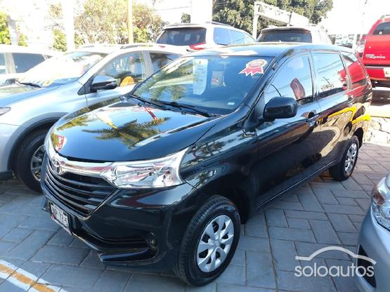 2017 Toyota Avanza 1.5 LE AT