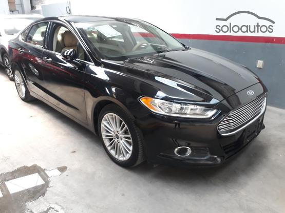 2016 Ford Fusion SE Luxury Plus Nav 2.0 GTDI
