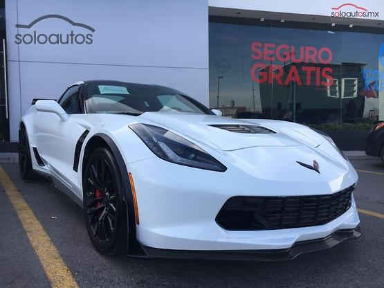 2016 Chevrolet Corvette 6.2 H Z06 Stingray Coupe TA