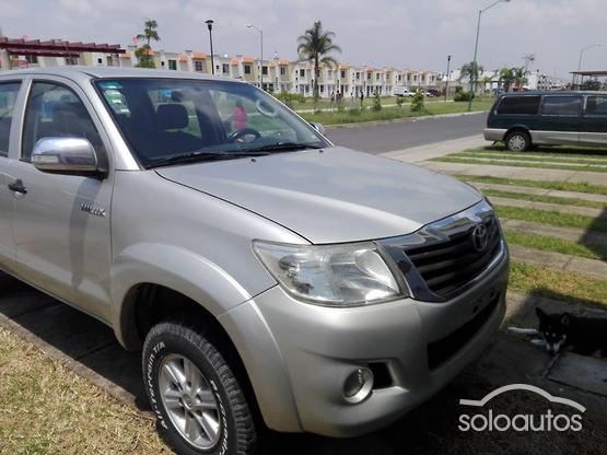 2012 Toyota Hilux Doble Cabina Base