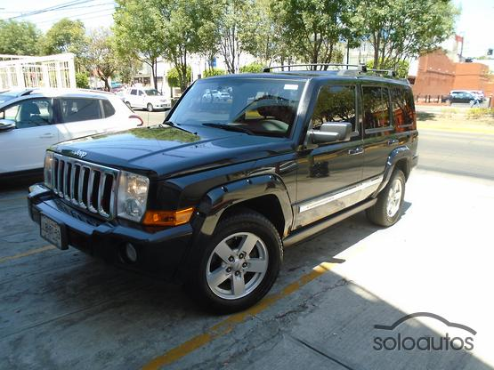 2008 Jeep Commander Limited Premium 4x2 5.7L HEMI V8 MDS