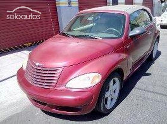 2005 Chrysler PT Cruiser GT Convertible ATX