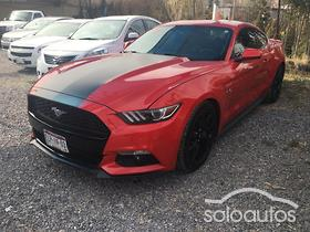 2015 Ford Mustang Coupe Lujo V6 AT Tela