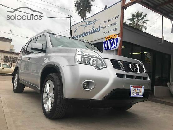 2013 Nissan X-TRAIL Advance Tela