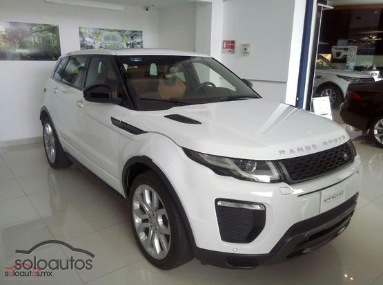 2018 Land Rover Range Rover Evoque 2.0 SE Dynamic AT 4WD